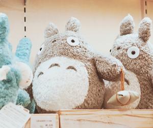 totoro, cute, and kawaii image