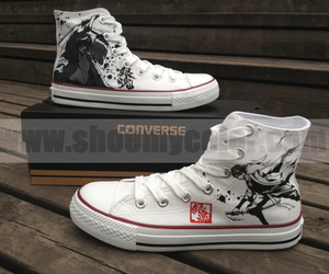 c95921bcf6a84 103 images about hand painted converse shoes on We Heart It | See ...