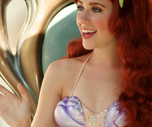 adorable, ariel, and disney image