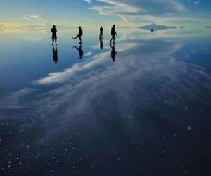 Bolivia, sky, and water image