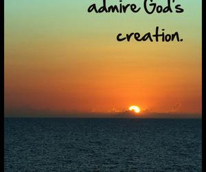beautiful, creation, and god image