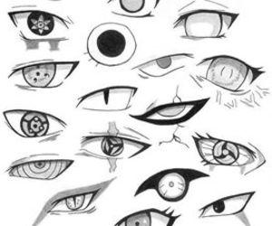 naruto, anime, and eyes image