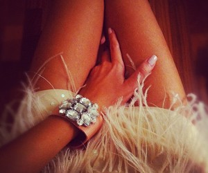 legs, nails, and pink image