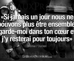 friendship, citation, and proverbe image