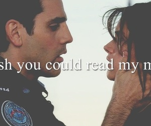 quote, rookie blue, and love image