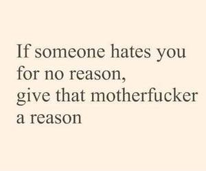 hate, life quotes, and quotes image