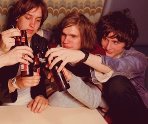 beer, indie, and julian casablancas image