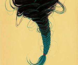 hair and art image