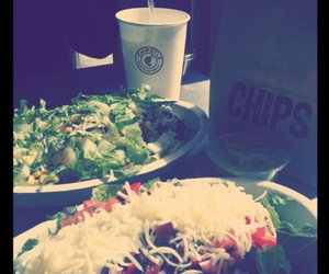 bowl, food, and chipotle image
