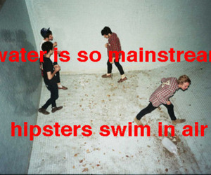 funny, hipster, and hipsters image