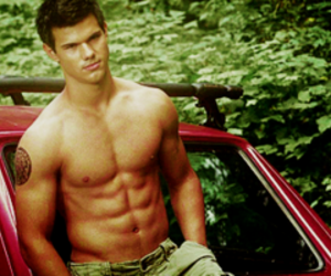 boy, Taylor Lautner, and Hot image