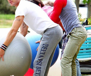 body, zac efron, and dave franco image