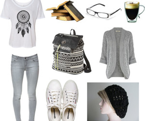 accessories, books, and clothes image