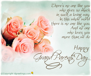 grandparents day cards image