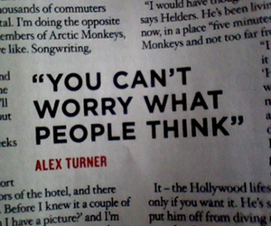 alex turner, arctic monkeys, and quotes image