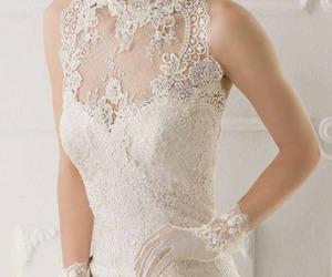 beautiful, bridal, and wedding image