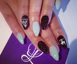 chanel, manicure, and style image