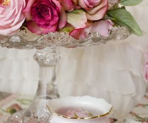 roses, vintage, and beautiful image
