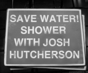 Hot, save, and shower image