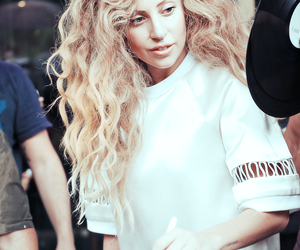 Lady gaga and hair image