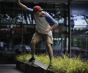 alternative, skate, and guy image