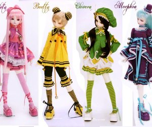 bjd, doll, and fashion image