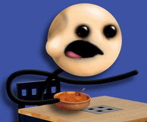art, illustration, and cereal guy image