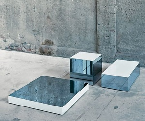 mirrors and piero lissoni image