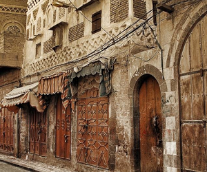 arabian, architecture, and city image