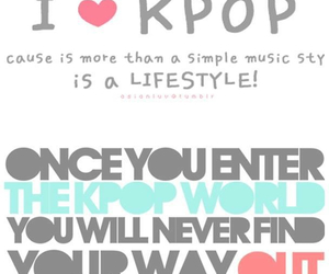 kpop, lifestyle, and music image