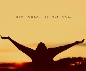 god, love, and great image