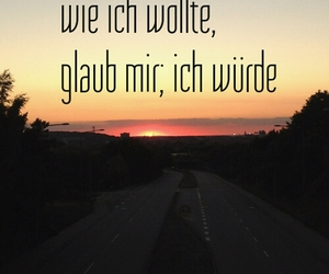 german, sunset, and life image