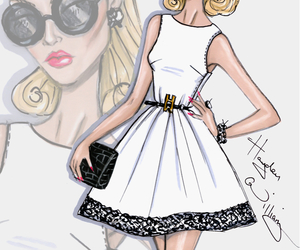 fashion, hayden williams, and drawing image