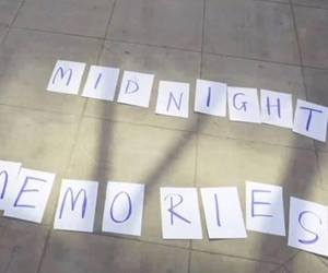 midnight memories and one direction image
