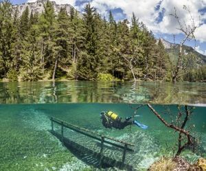 water and austria image