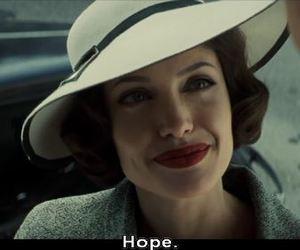 Angelina Jolie, sad, and changeling image