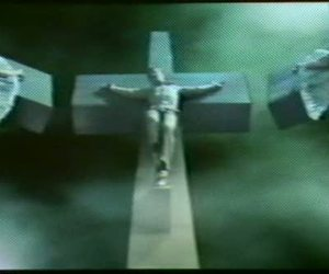 1980, crosses, and film image