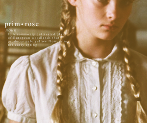 the hunger games and primrose everdeen image