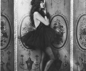20s, beauty, and black and white image