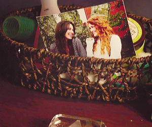 holland roden, crystal reed, and allison argent image