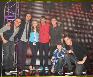 big time rush and marvin marvin image