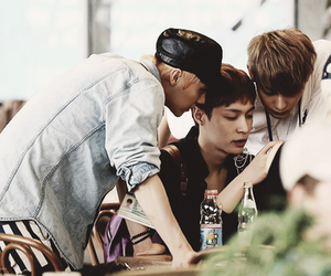 exo, lay, and tao image