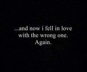 love, quotes, and again image