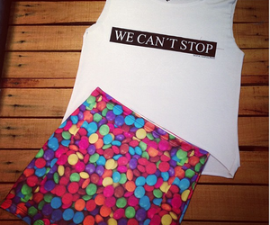 love, skirt, and we can't stop image