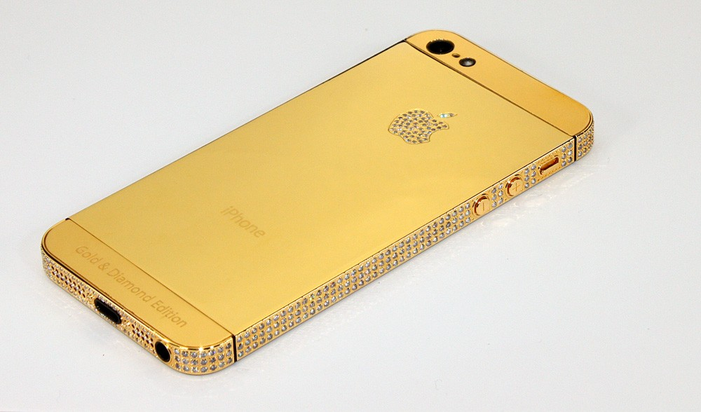 Rose Gold Plated iPhone 5 with Swarovski - Google Search 00c3d9ce5346