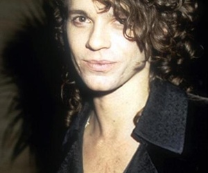 Hottie, INXS, and Michael Hutchence image