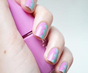 girls, nails, and ;) image