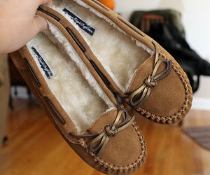 shoes, fashion, and moccasins image