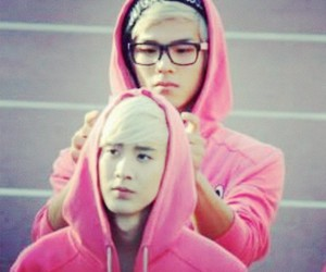 otp, c.a.p, and teen top image