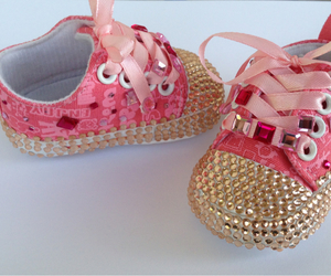 baby, color, and shoes image
